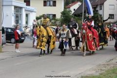 950 Jahre Bonstetten - 11. August - Umzug am Standort Raiffeisenstr.