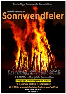 2015-06-27 Sonnwendfeier