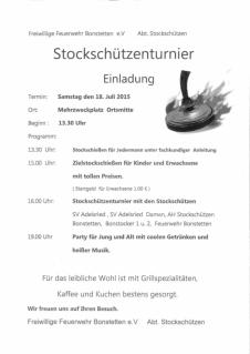 2015-07-05 Stockerturnier_2015