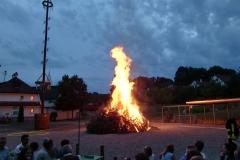 Sonnwendfeier am 28.06.2014